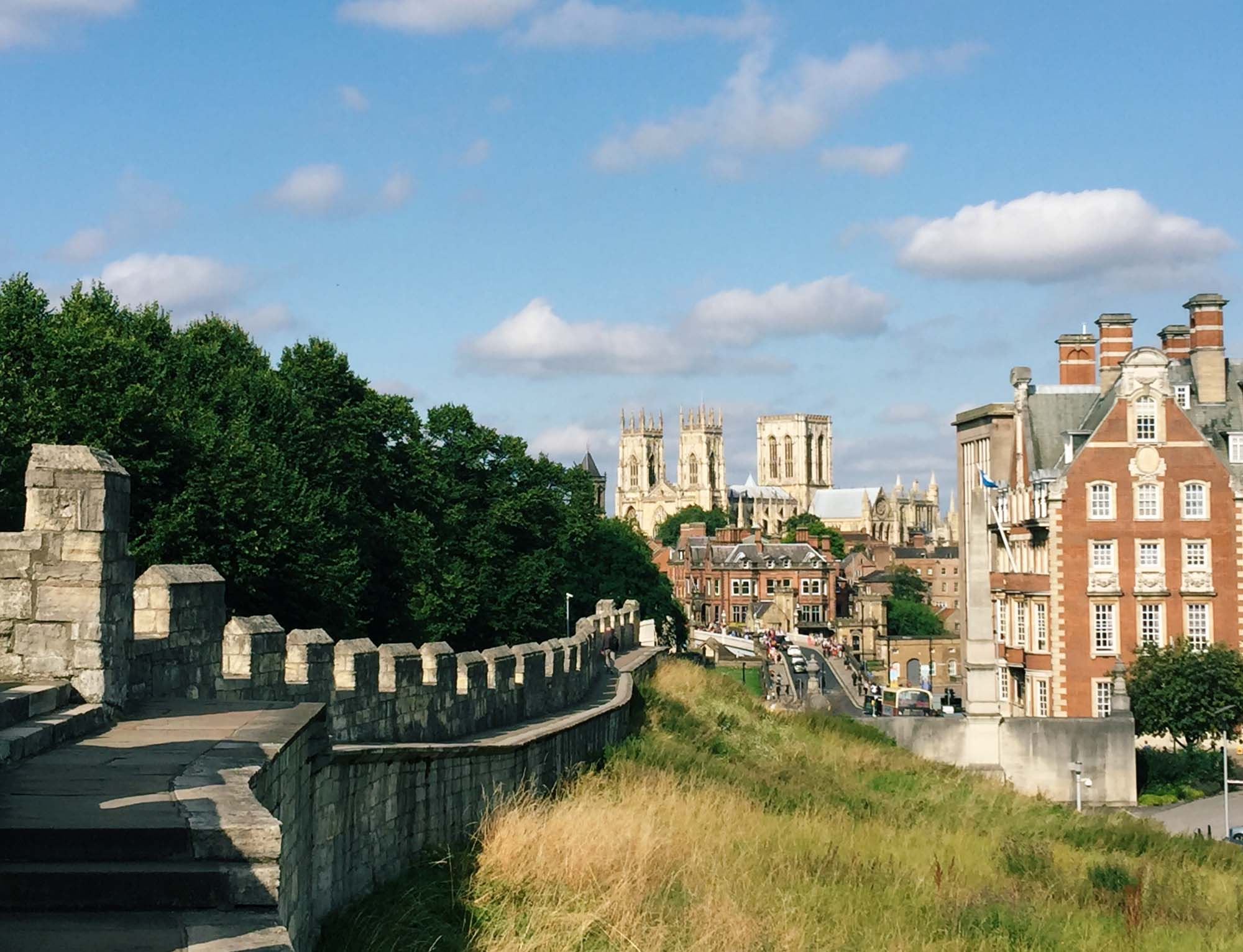 Best things to do in York - York City Walls