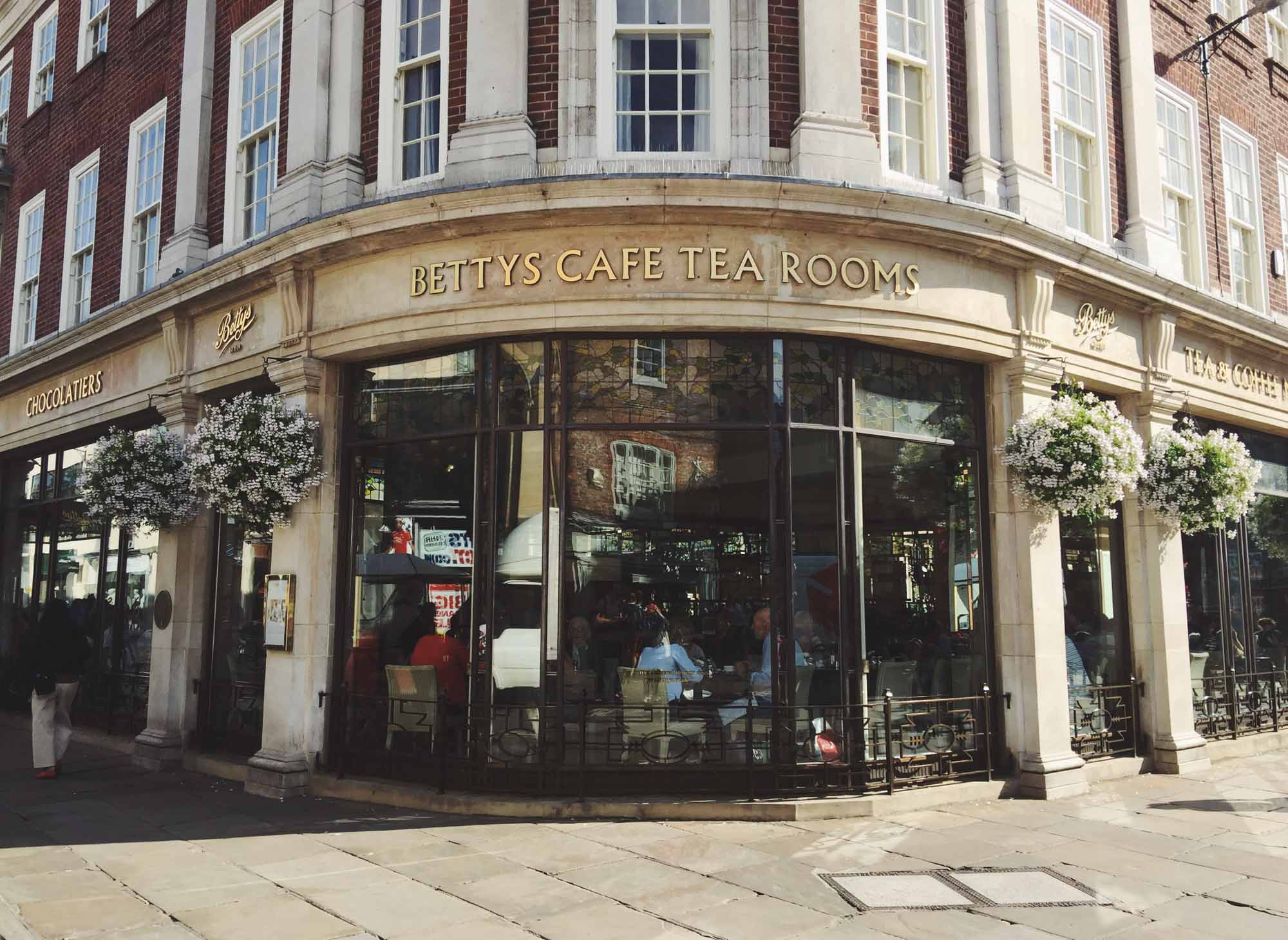 Best things to do in York - Bettys Tea Rooms