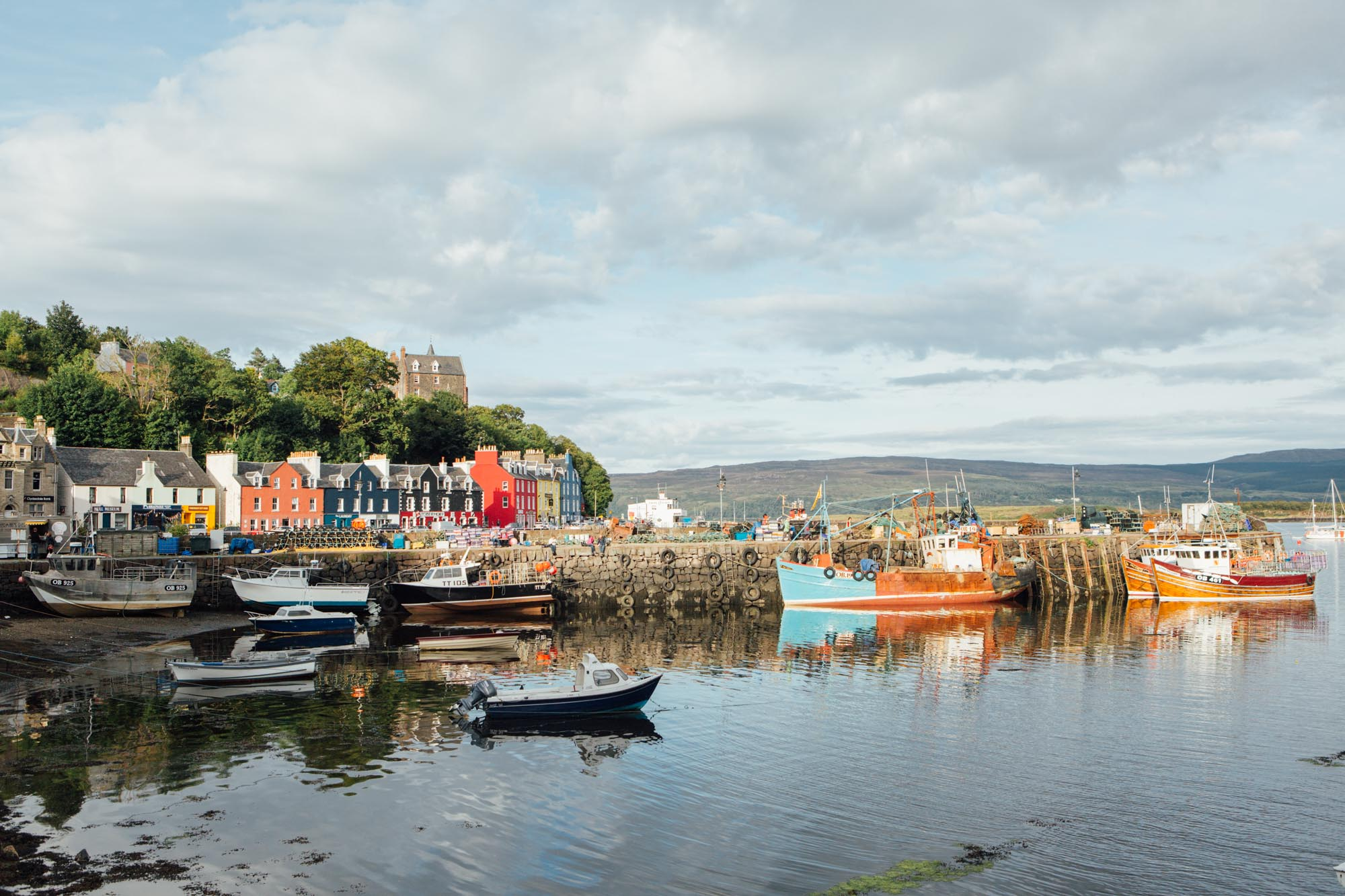 A weekend in Isle of Mull and Oban and Ardlui