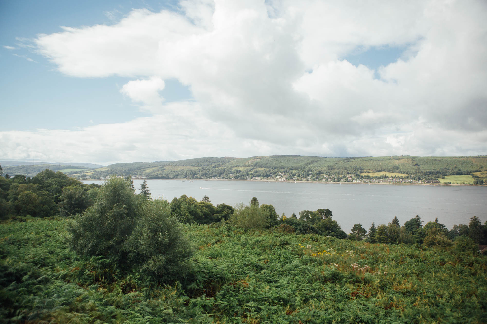 A weekend in Isle of Mull and Oban and Ardlui: Rail & Sail