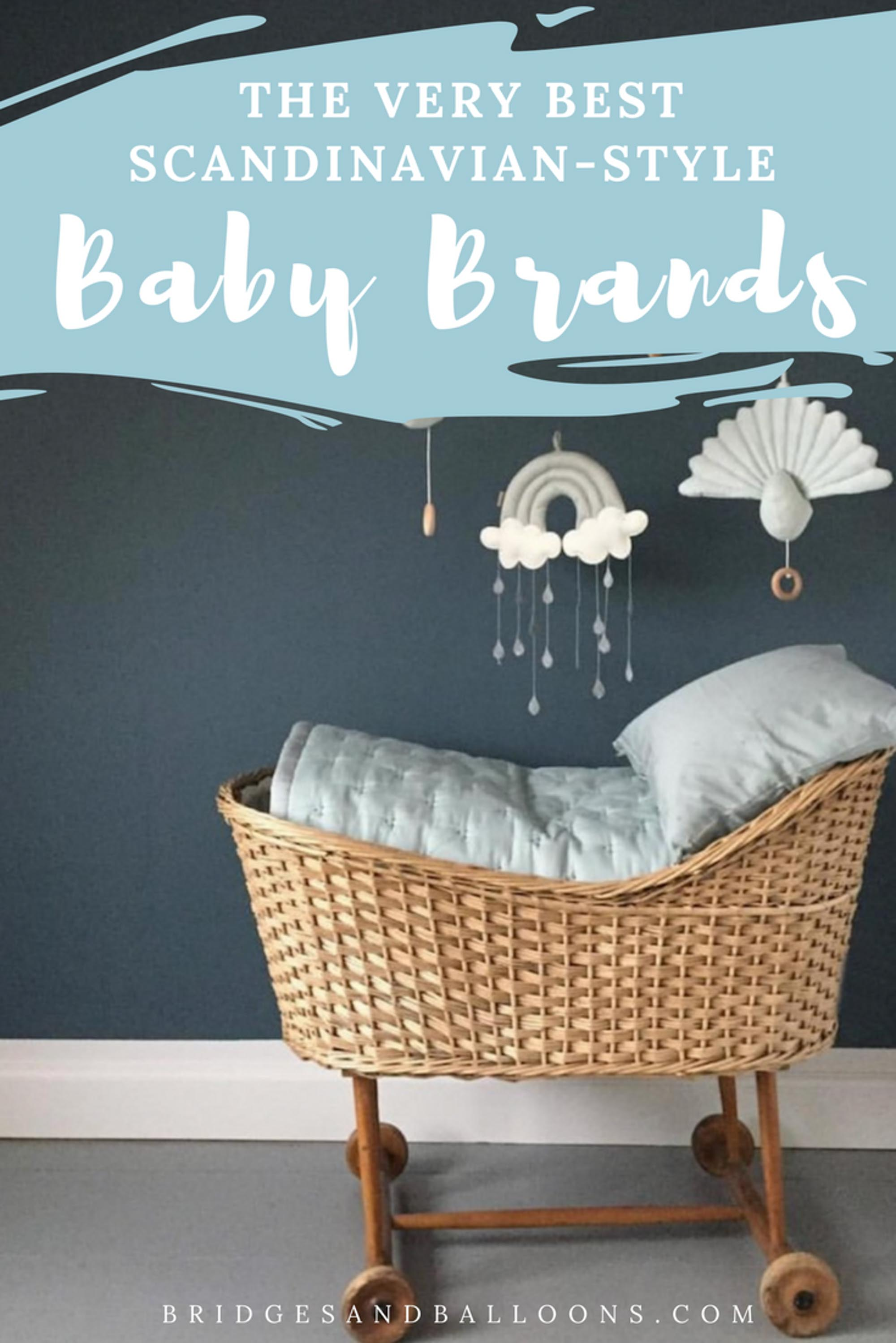 The Best Scandi Baby Brands
