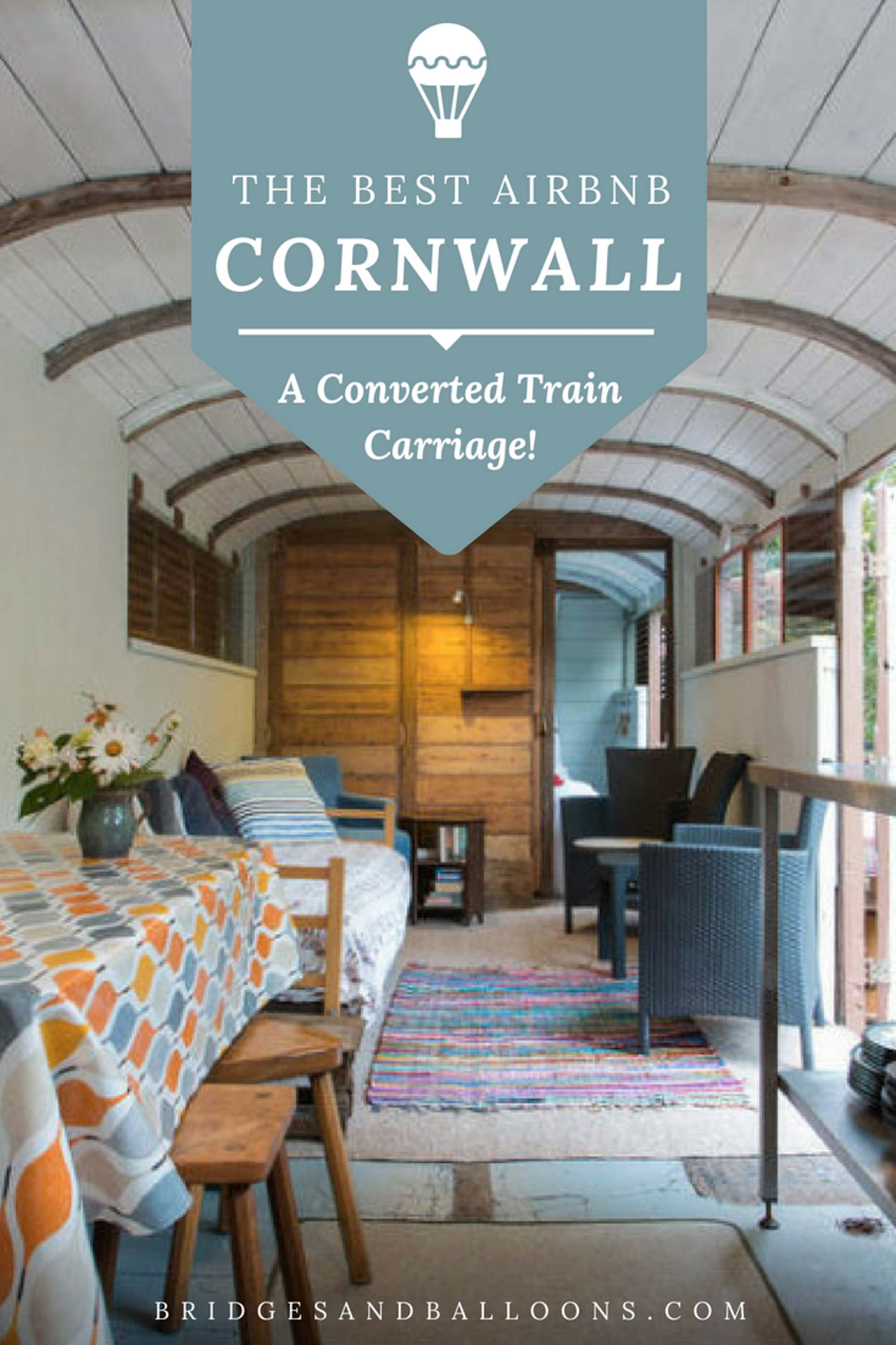 Best AirBnB in Cornwall