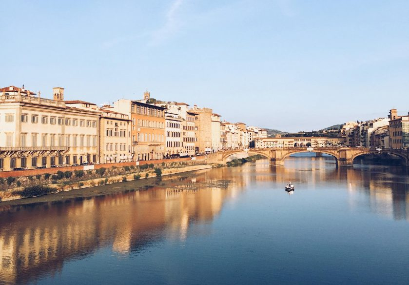 Road trip in Italy itinerary - Florence