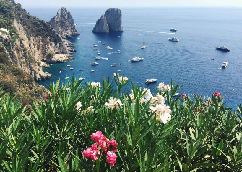 Road trip in Italy itinerary - Capri