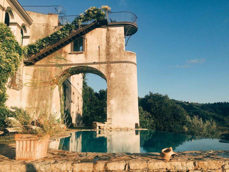 Road trip in Italy itinerary - Giungano, Domus Laeta