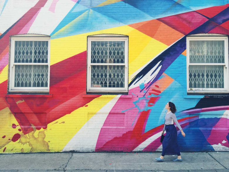 Best Instagram places in London - Shoreditch street art