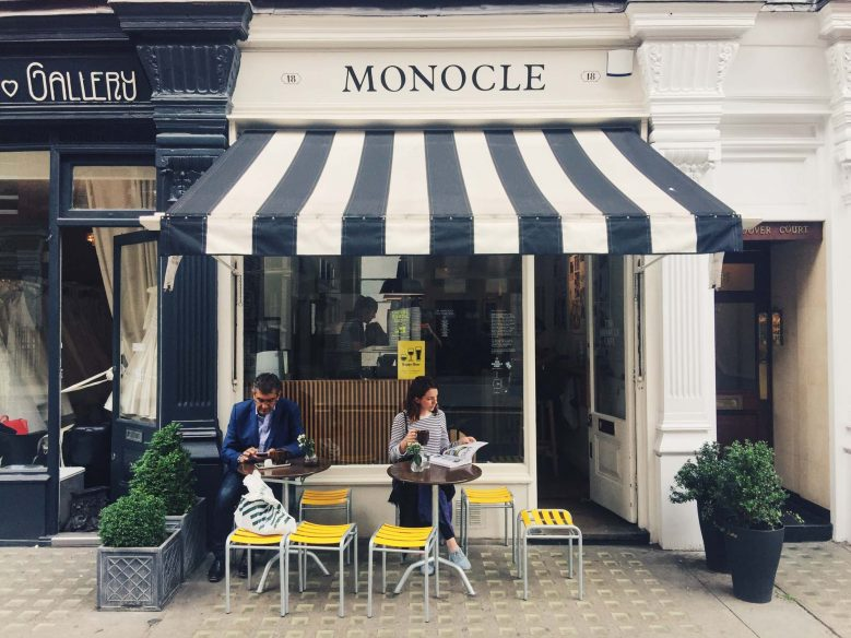 London Instagrammable shopfronts - Monocle