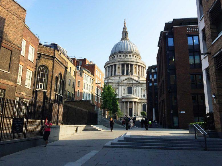 London's best Instagram spots - St Paul's