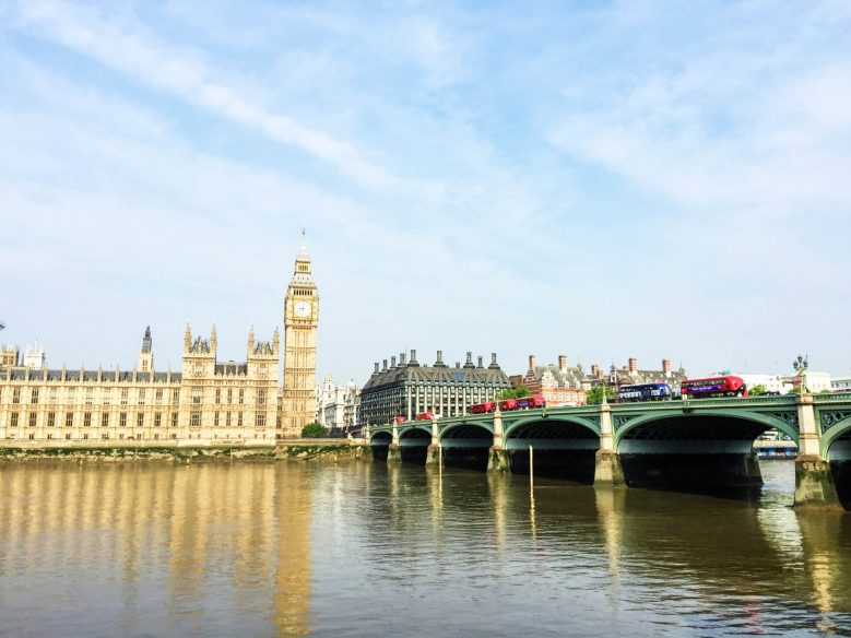 Best places to Instagram in London - Big Ben