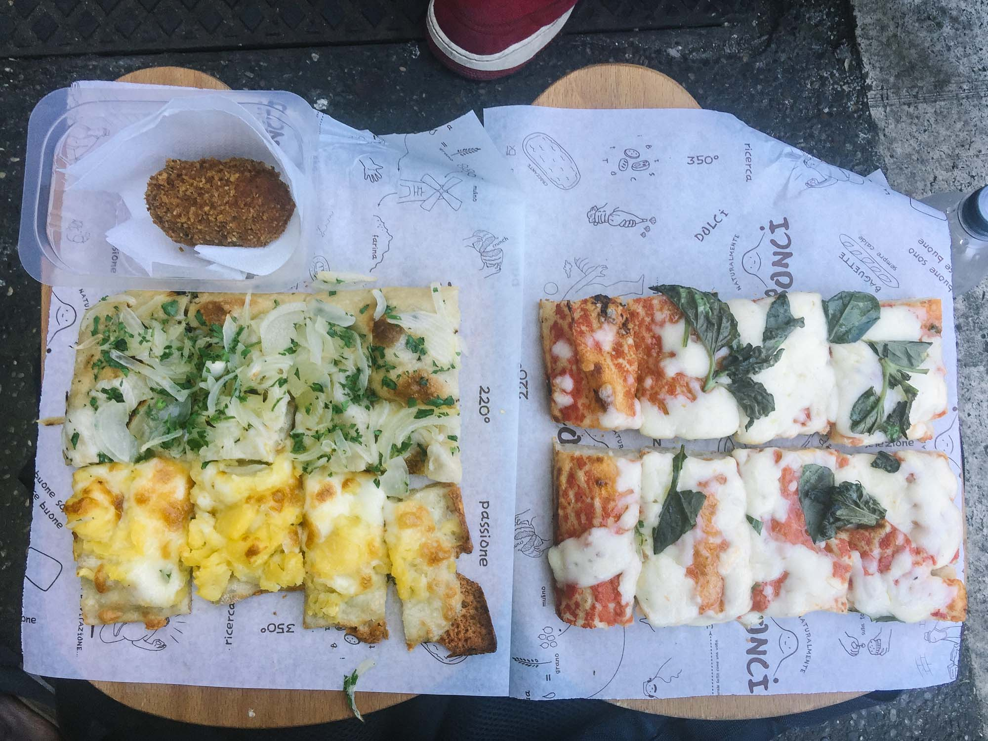 What food to avoid when pregnant in Italy