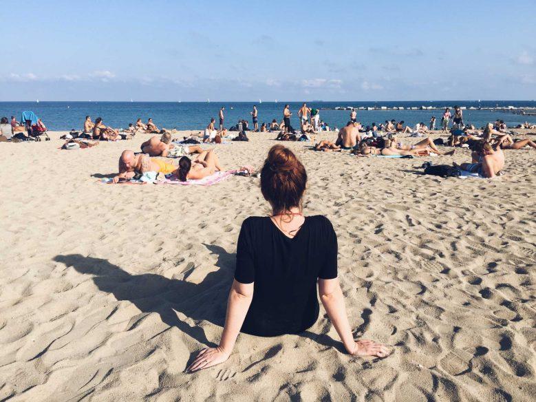 Barceloneta beach - Barcelona
