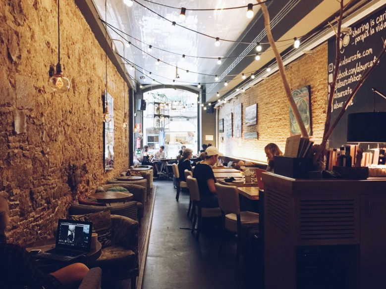 Alsur, Best cafes in Barcelona