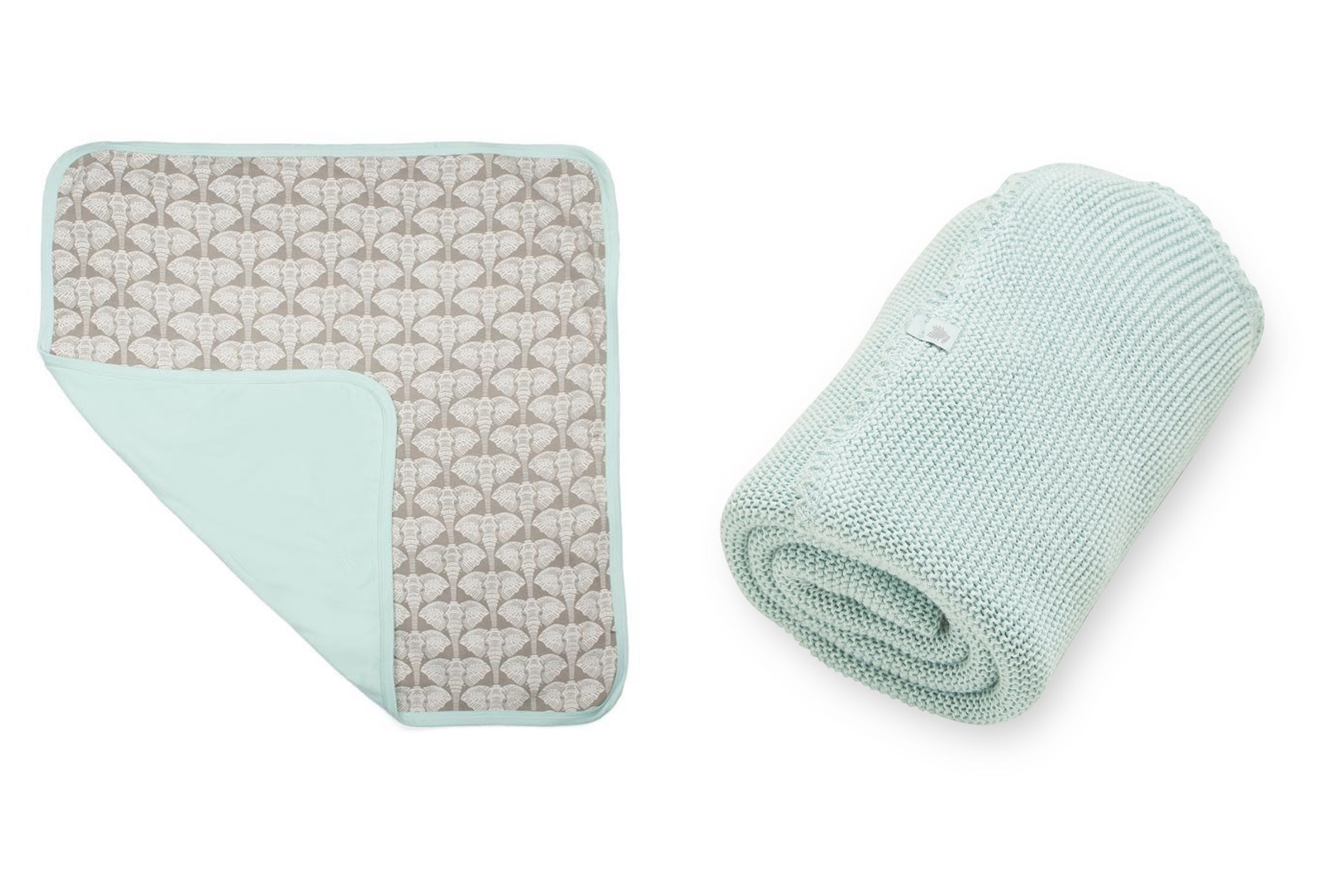 Stylish baby gifts - Natural Baby Shower - Blankets