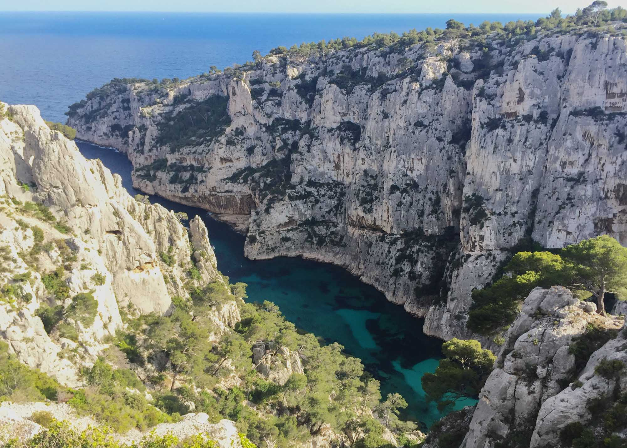 Europe Road Trip - Calenques, Marseille