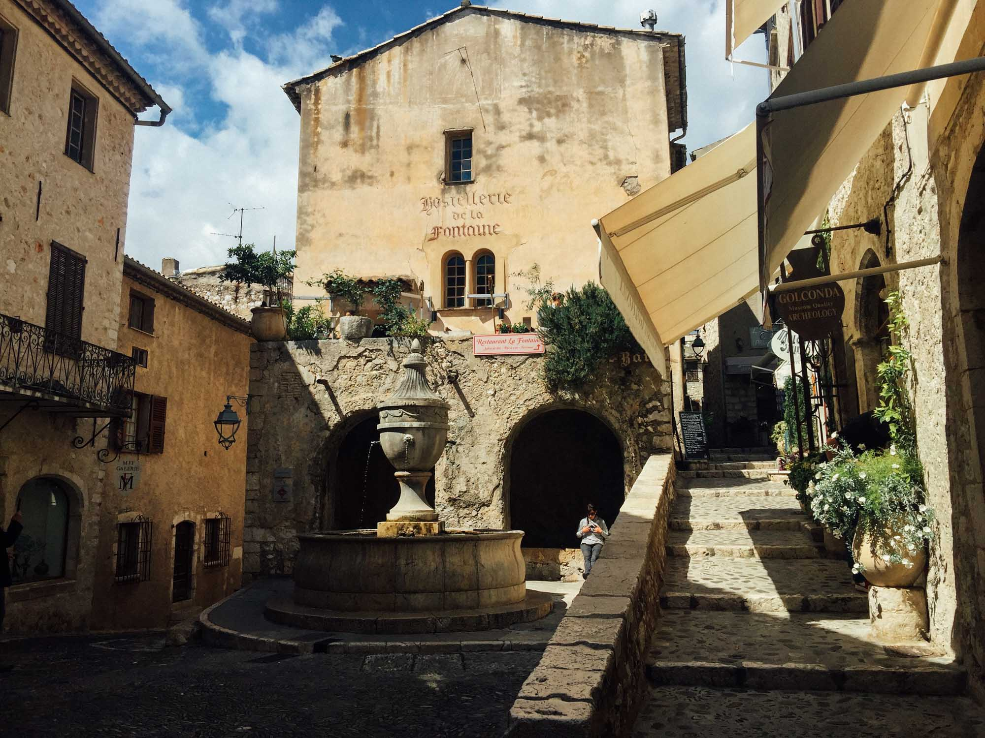 Europe Road Trip - St Paul de Vence