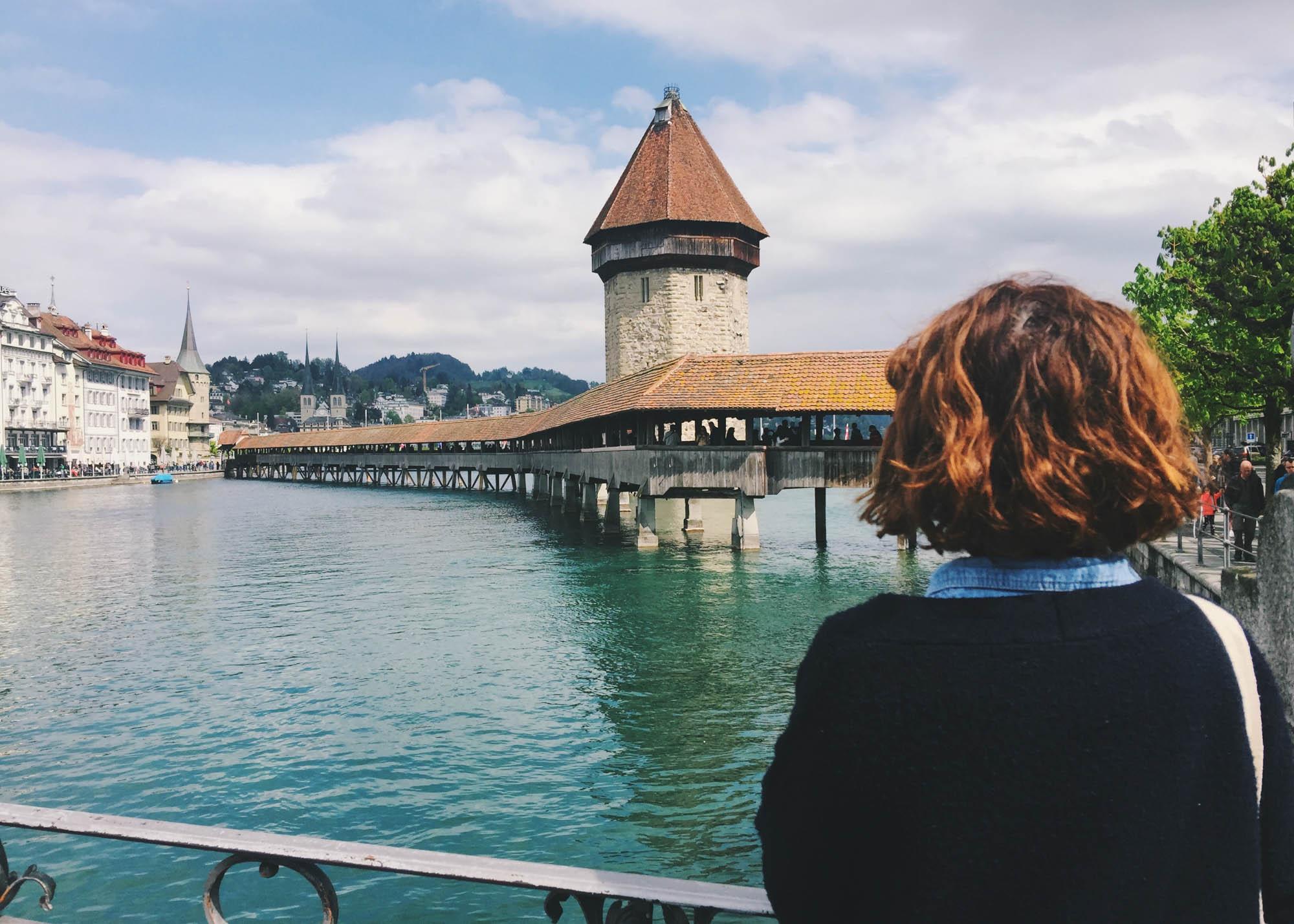 Europe Road Trip – Lucerne
