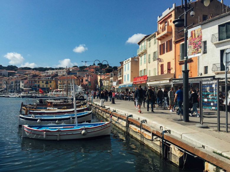 Europe Road Trip - Cassis