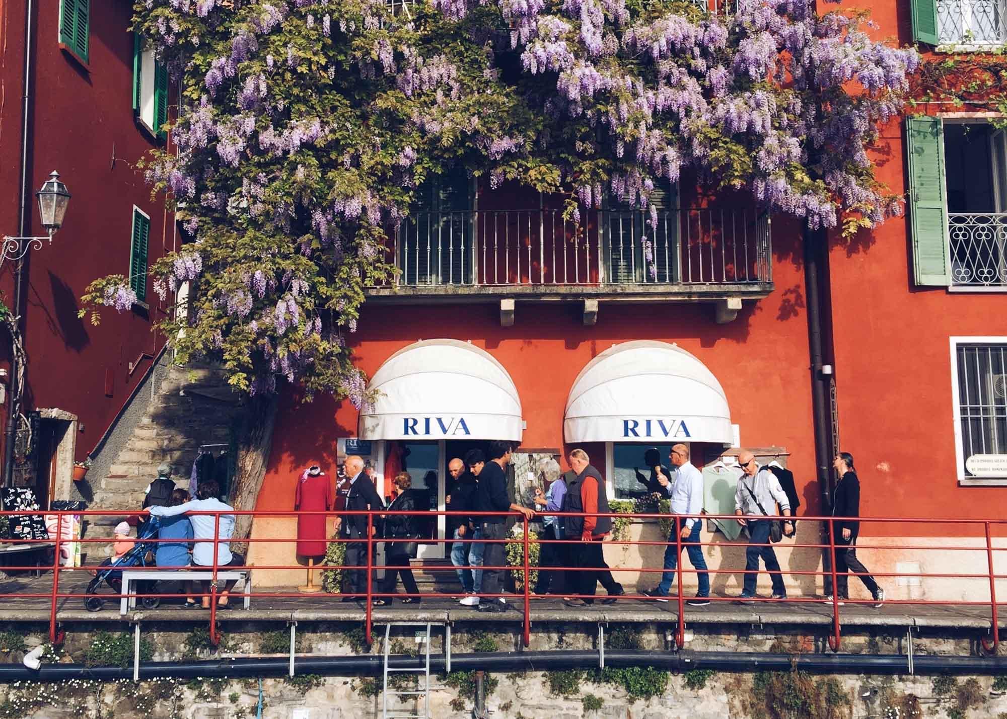 Europe Road Trip - Varenna