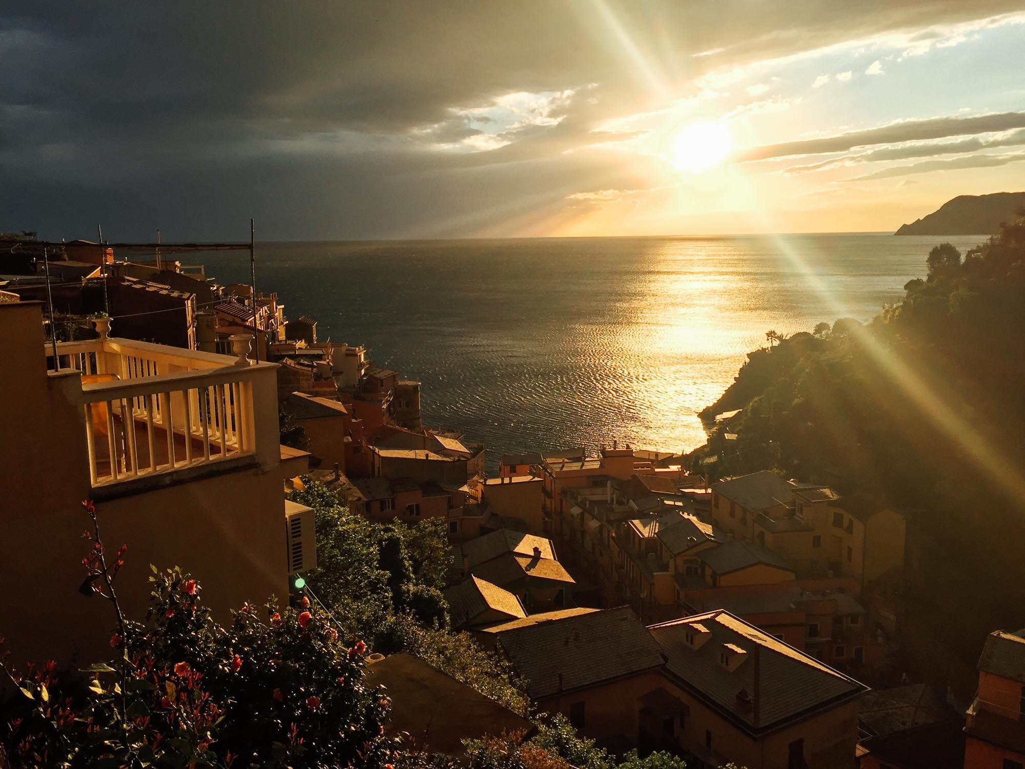 Europe Road Trip - Cinque Terre
