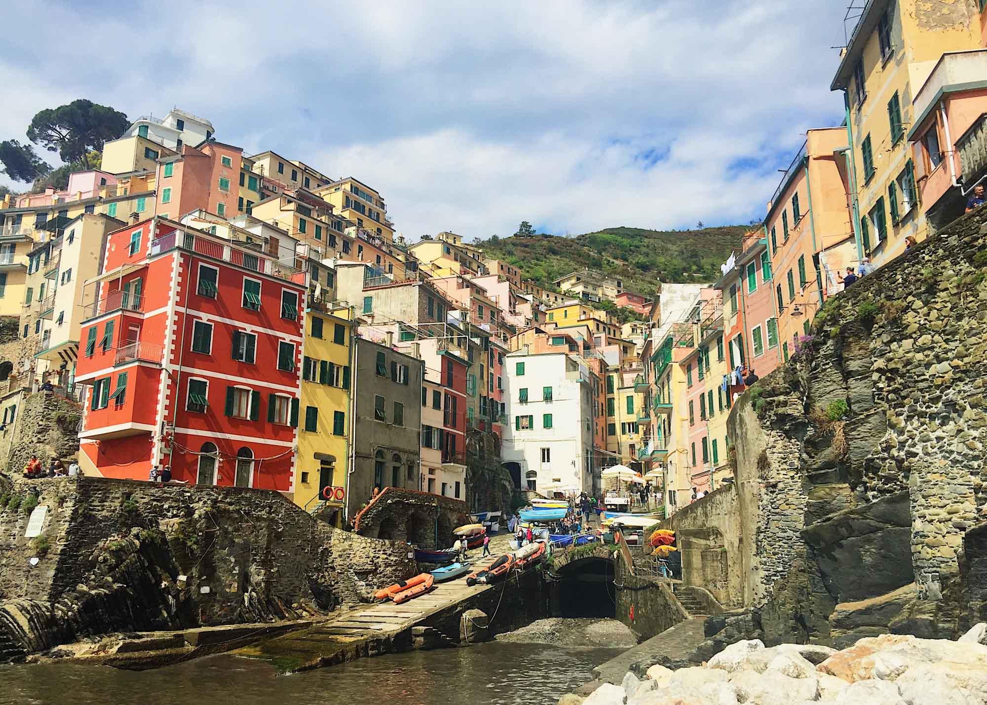Europe Road Trip - Cinque Terre, Riomaggiore