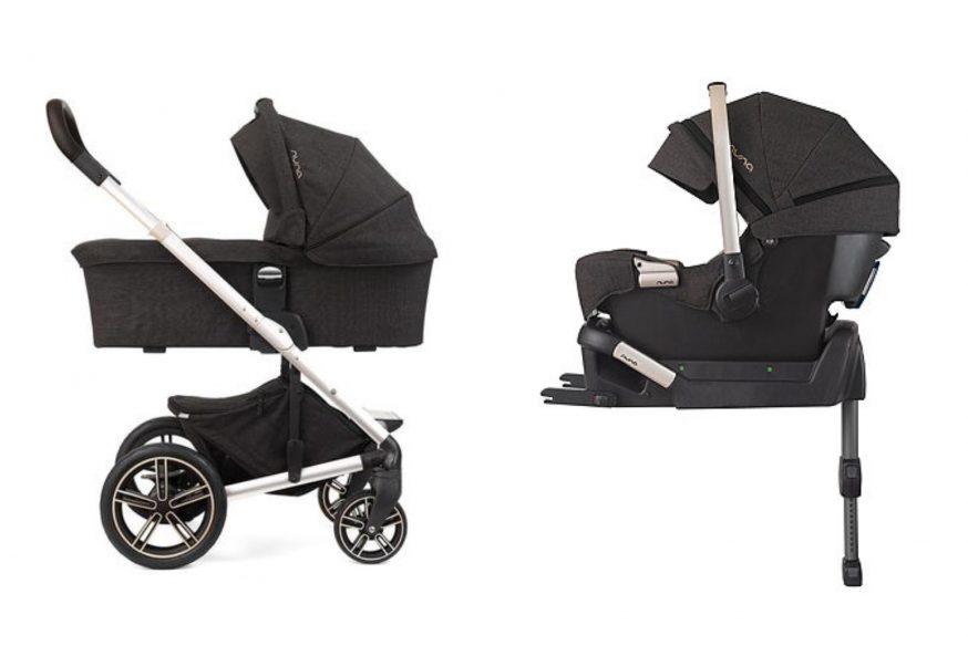 Stylish baby brands - Nuna
