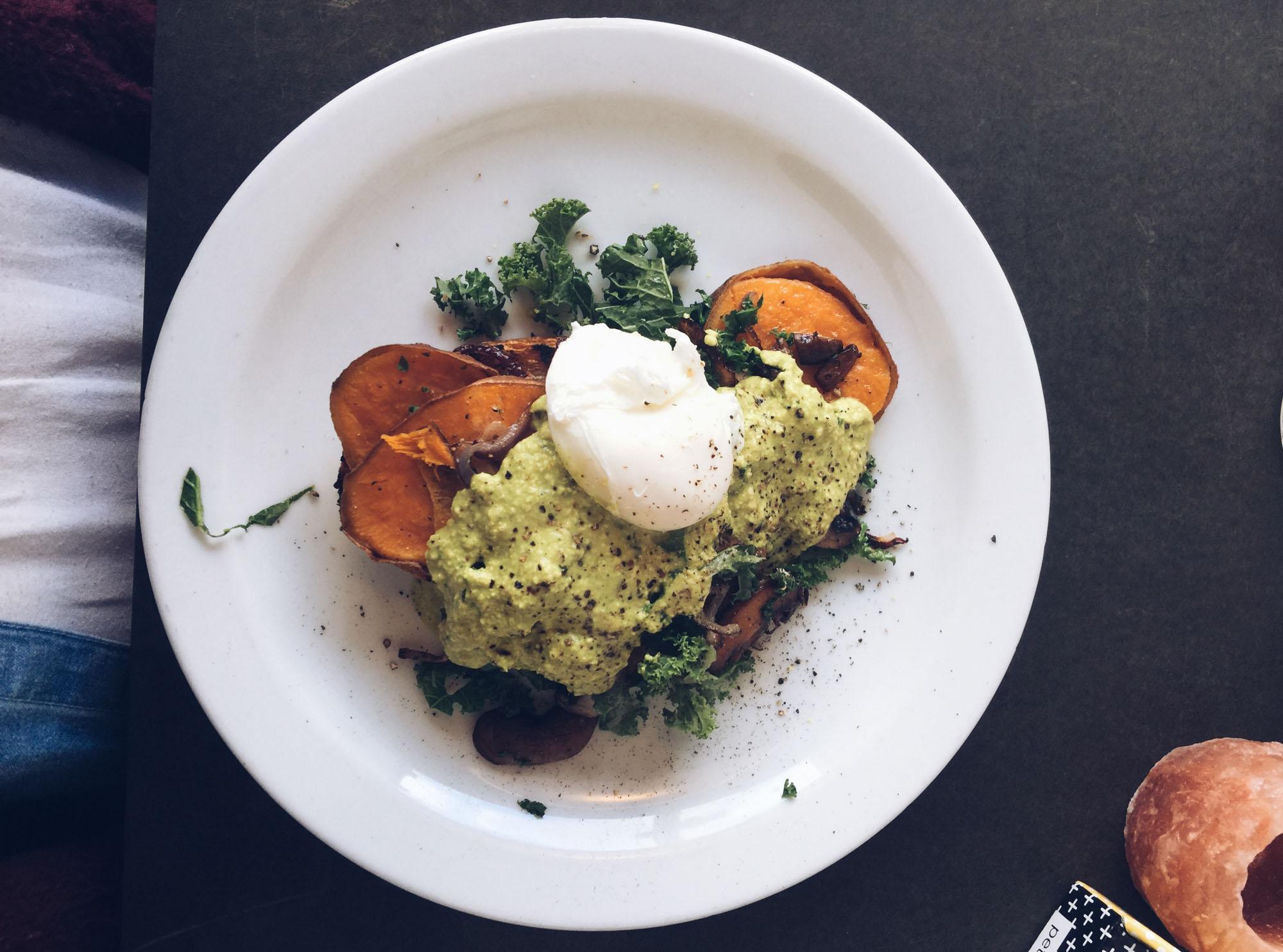 Best vegetarian brunch in Bristol - Bakesmiths