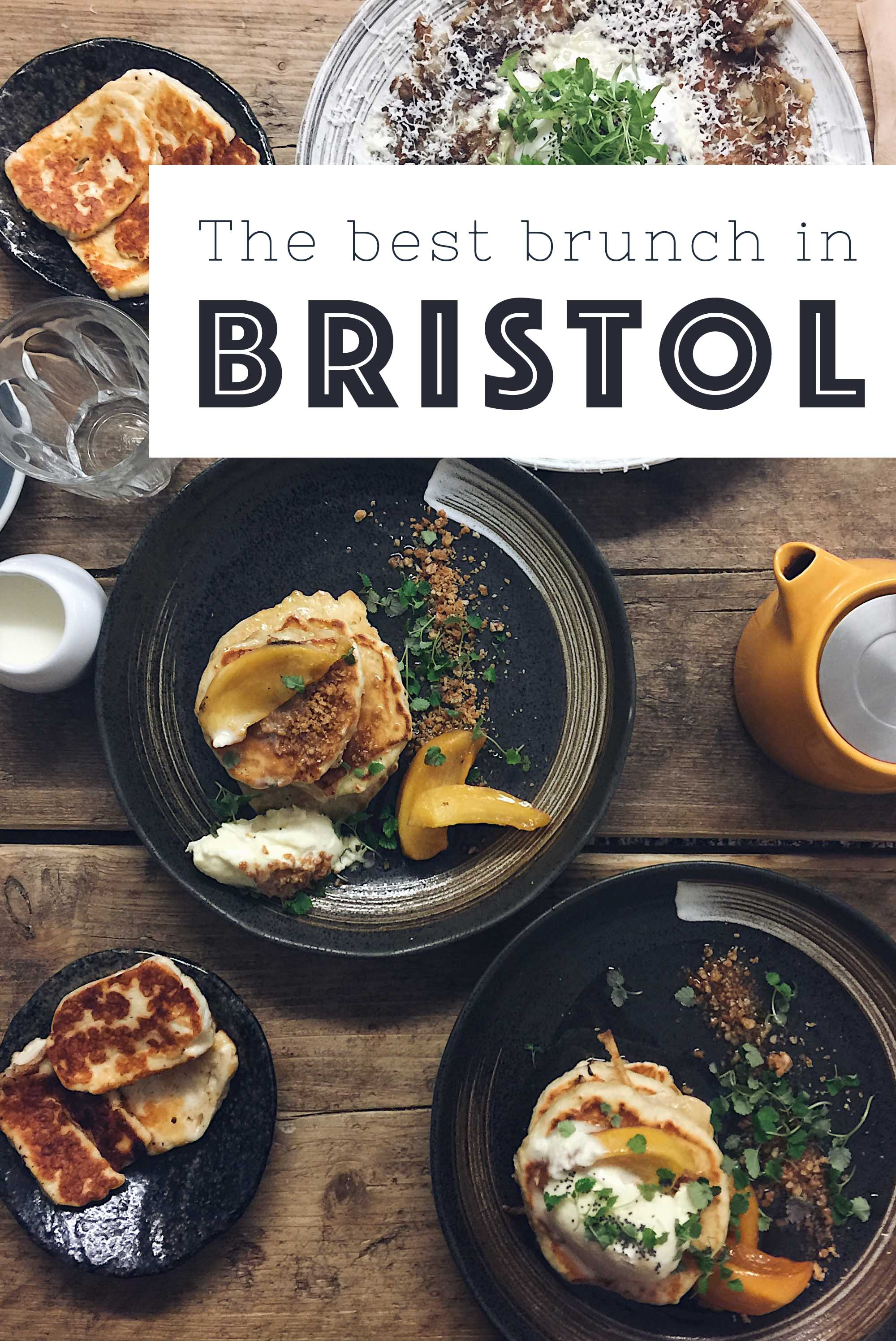 Best brunch in Bristol