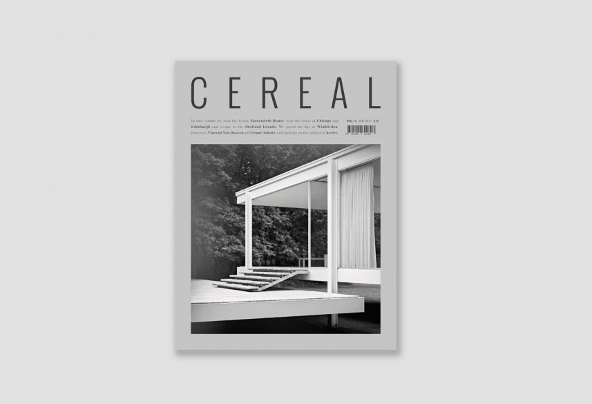 Best independent travel magazines - Cereal