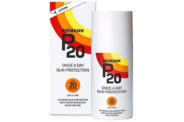 Riemann Once a Day sunscreen