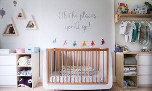 Travel theme nursery