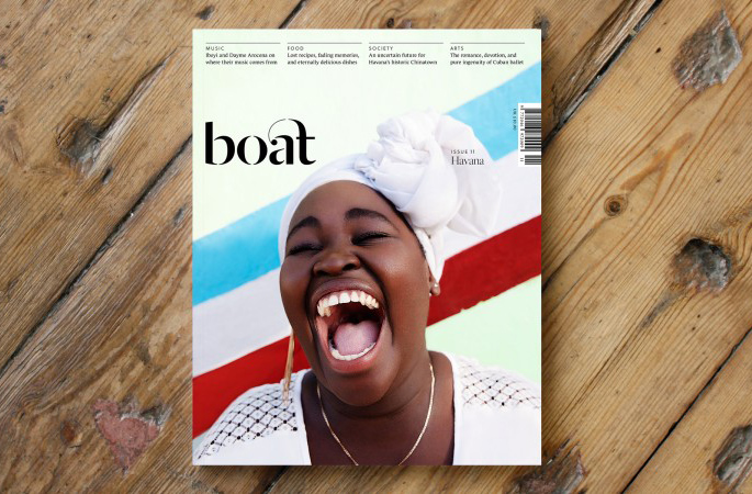 Best independent travel magazines - Boat