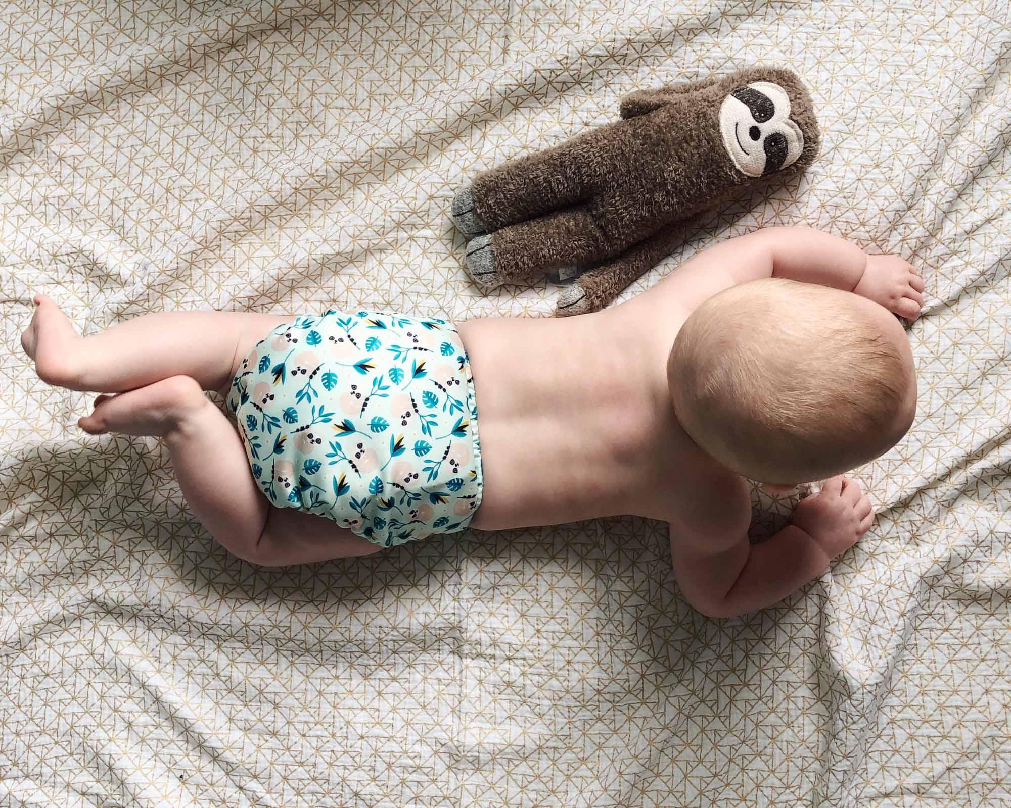 Plastic-free parenting
