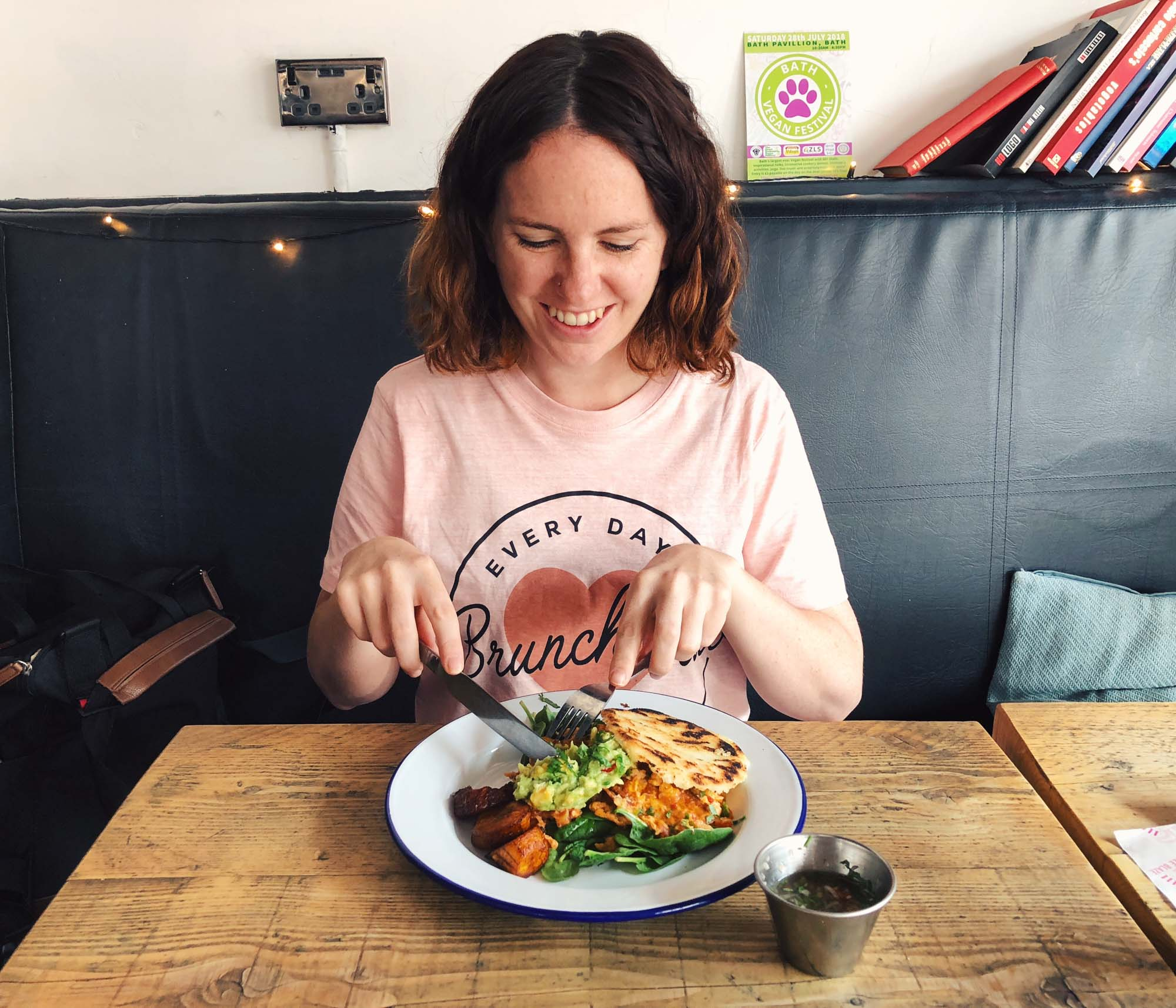 Best brunches in Bristol - MAIZE BLAZE