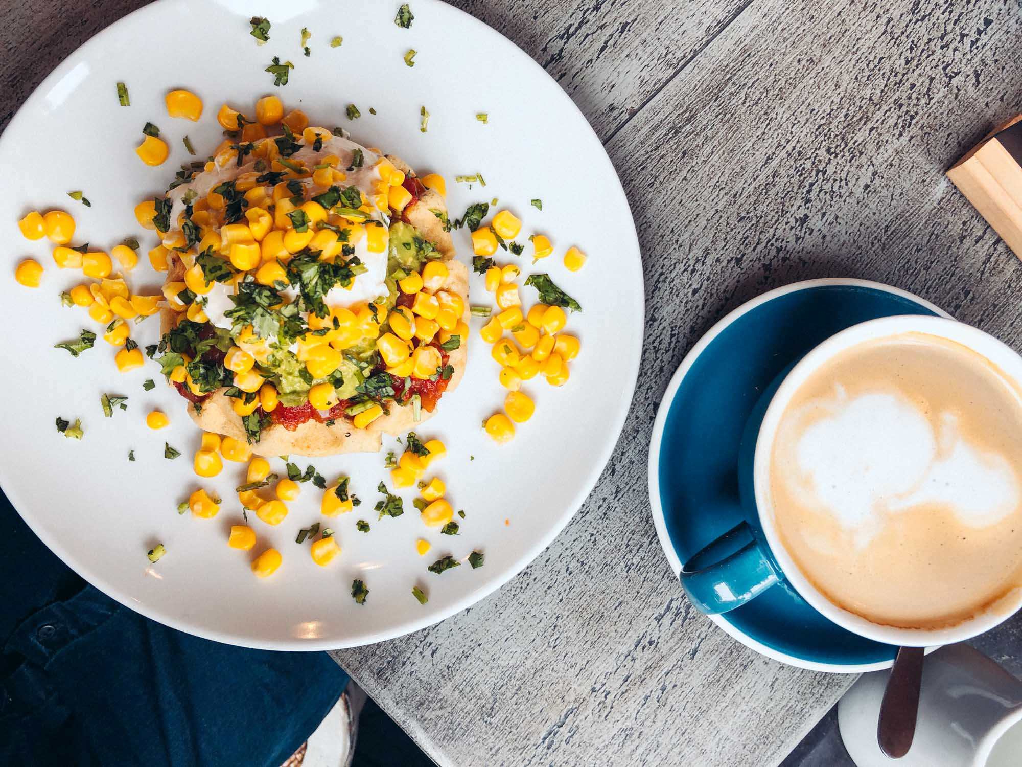 Best brunches in Bristol - East Village Cafe