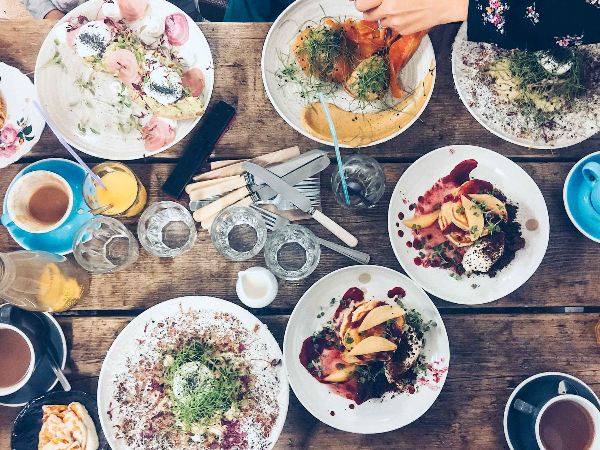 Best brunches in Bristol - CERES