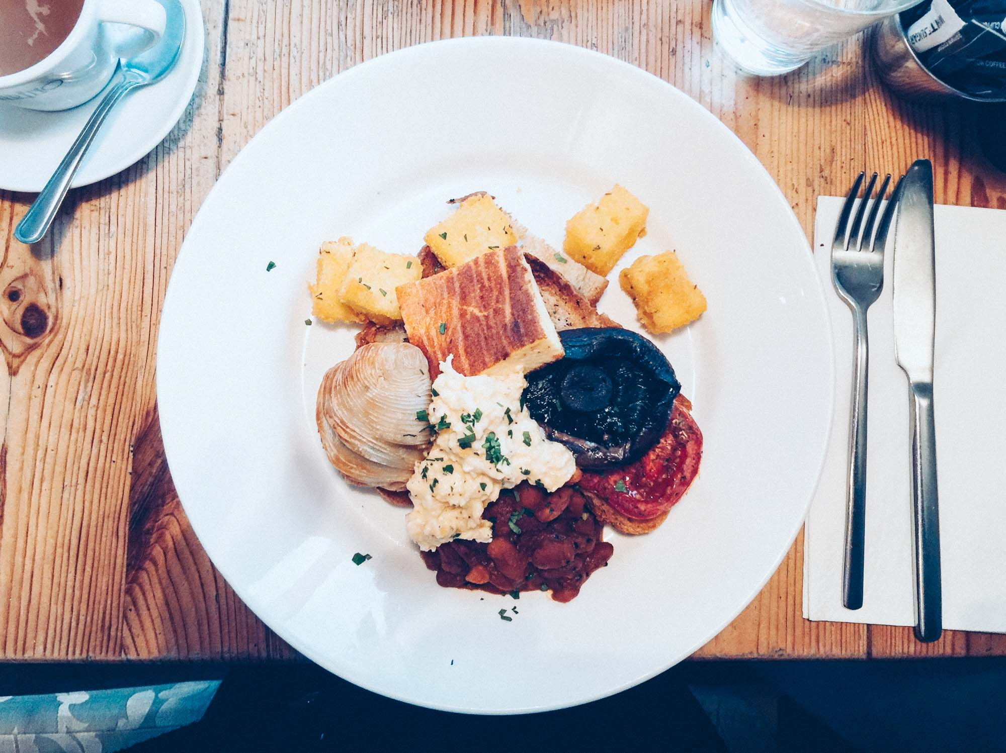 Best brunches in Bristol - ROSEMARINO