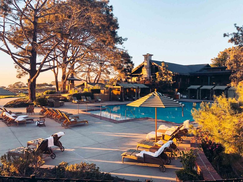 California Road Trip Itinerary - San Diego, Lodge at Torrey Pines