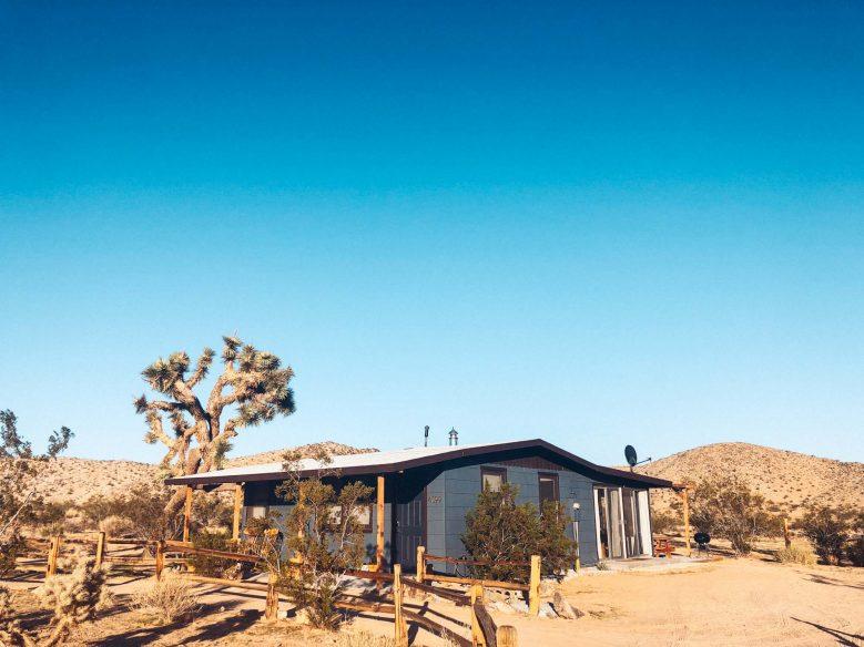 California Road Trip Itinerary - Joshua Tree
