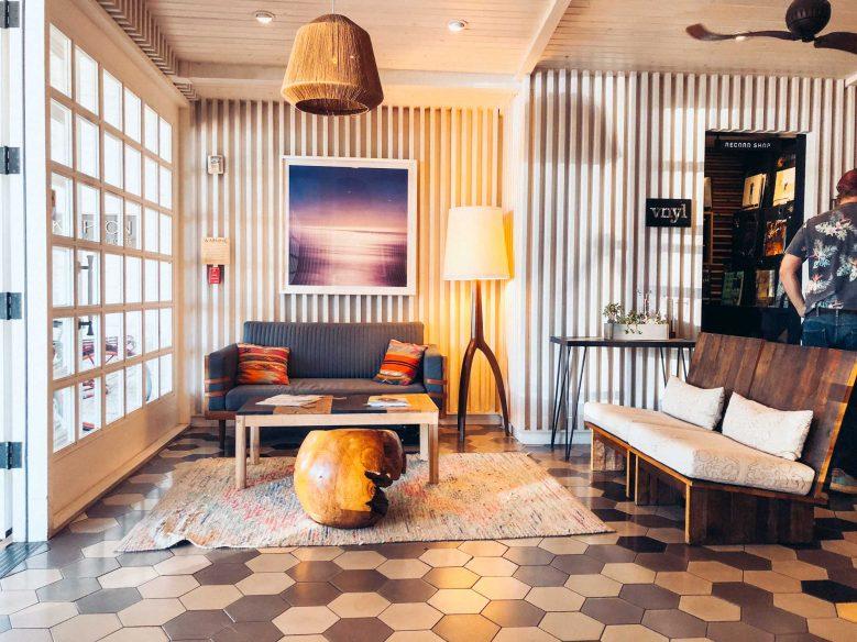 California Road Trip Budget - Kimpton Goodland Hotel