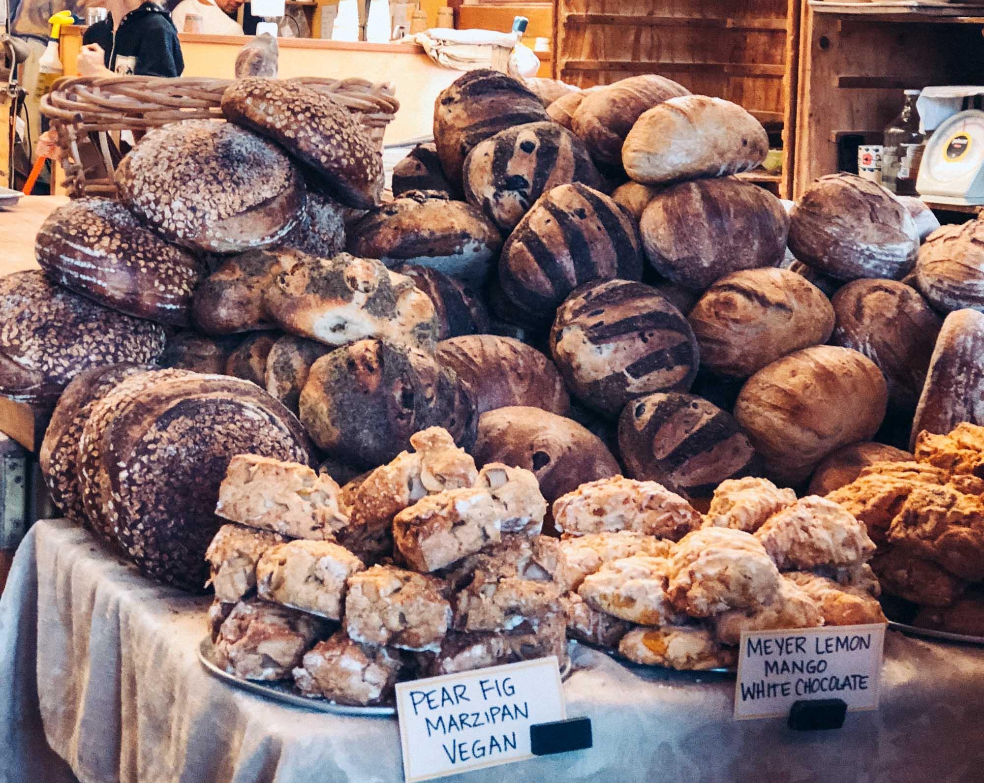 Wild Flour Bakery scones