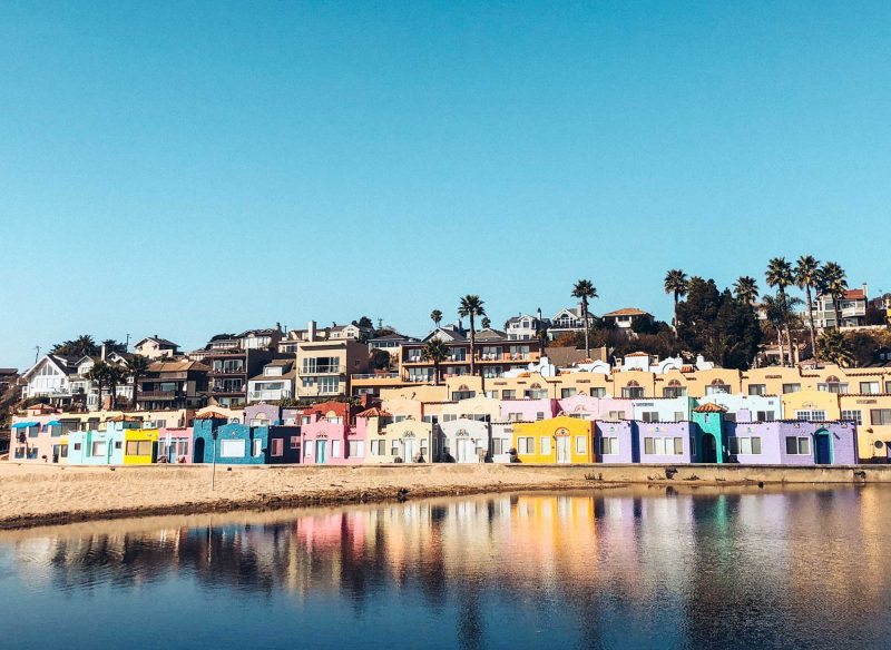 Best things to do in Santa Cruz California: Capitola Village