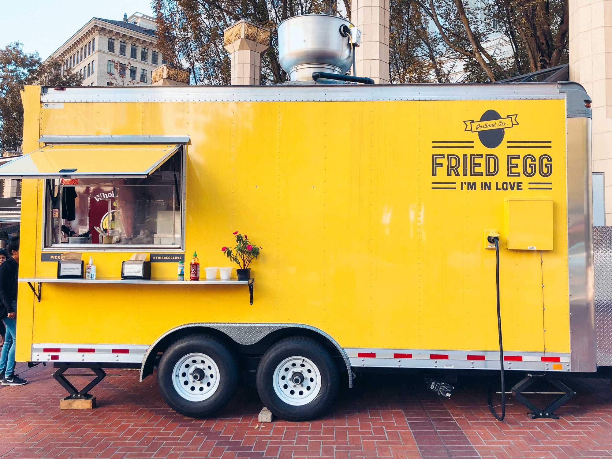Best vegetarian restaurants in Portland - Fried Egg I'm in Love