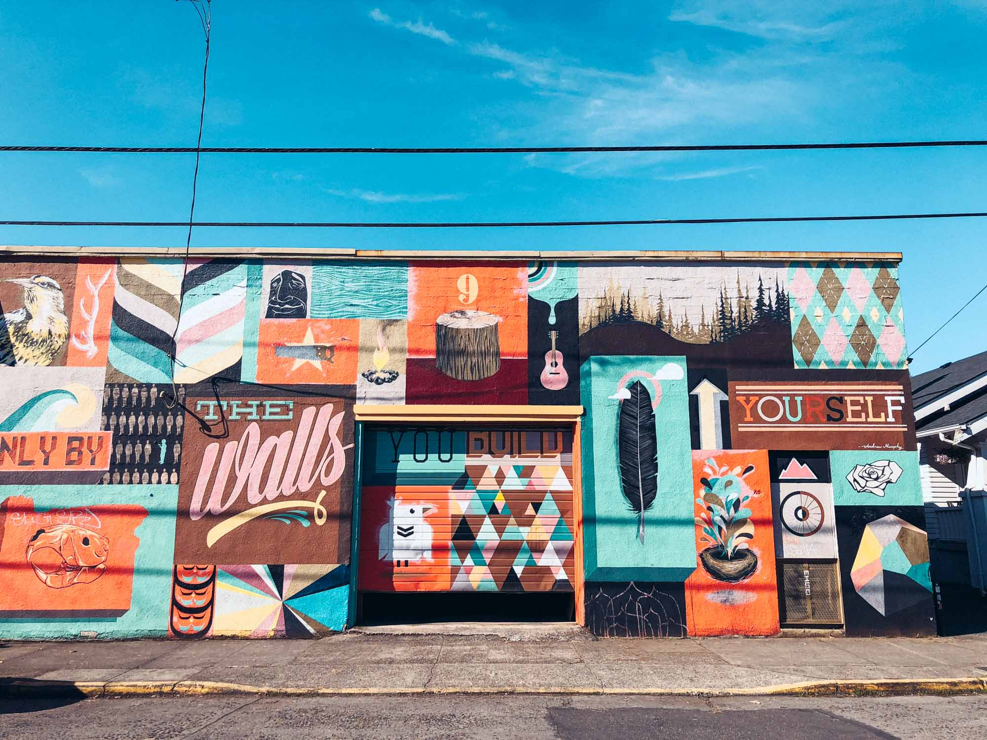 Best things to do in Portland, Oregon: Alberta Arts District