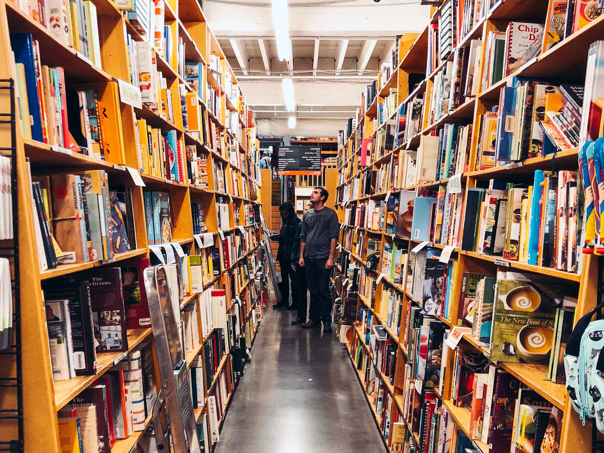 Top things to do in Portland - Powell's City of Books
