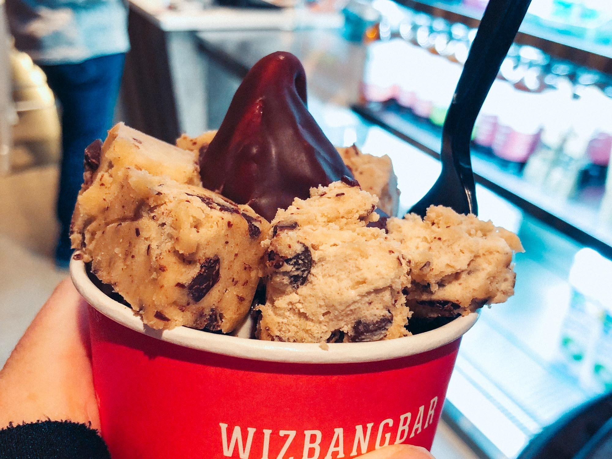 Best vegetarian restaurants in Portland - Wiz Bang Bar