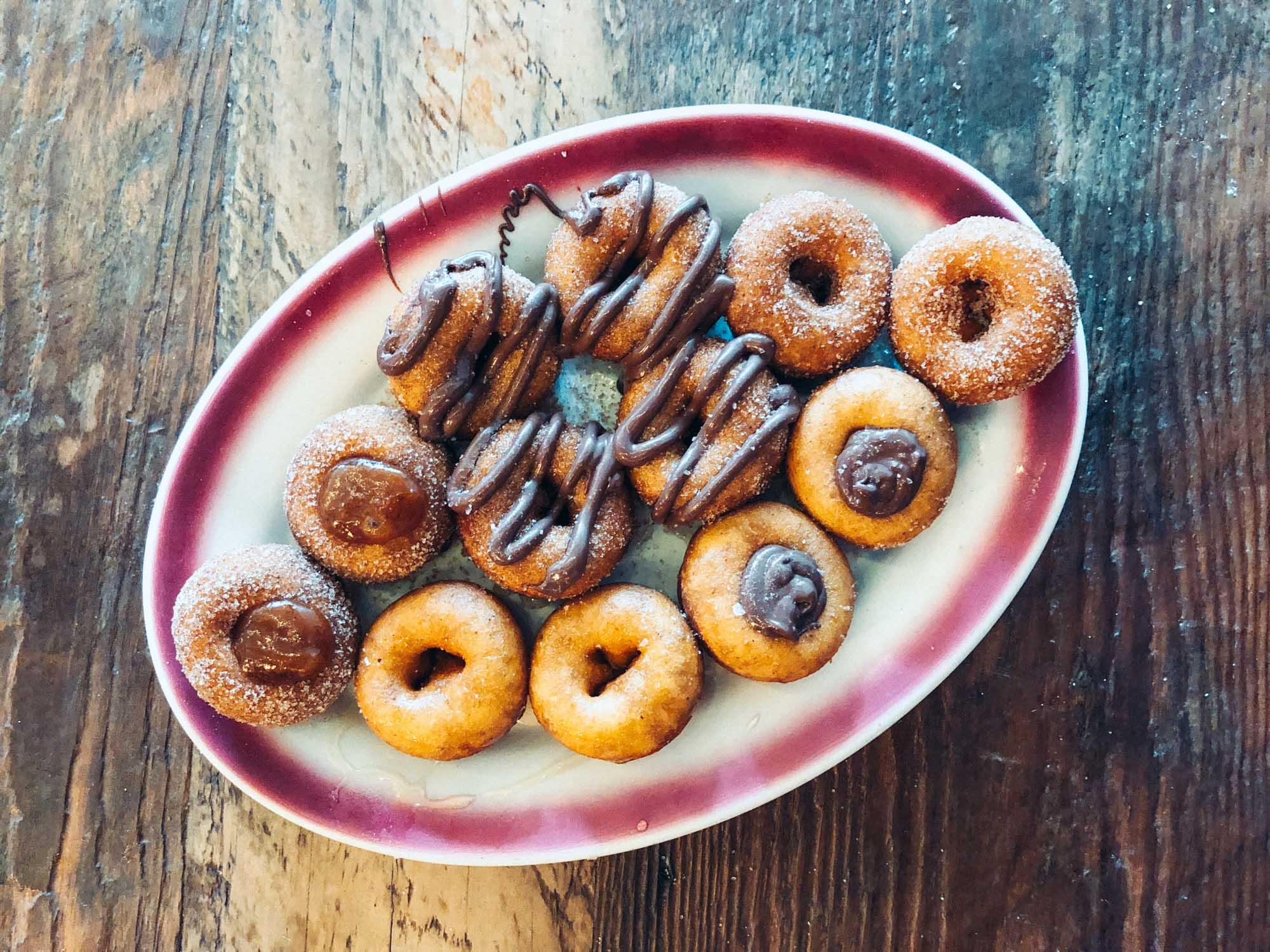 Best vegetarian restaurants in Portland - Pip's Original Donuts