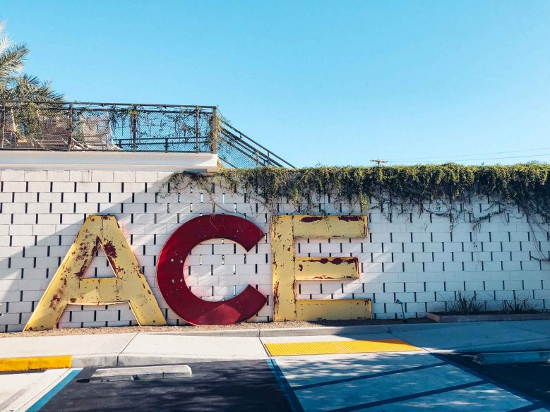 Most hip hotels Palm Springs – Ace Hotel
