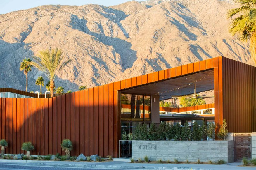 Most hip hotels Palm Springs – Arrive