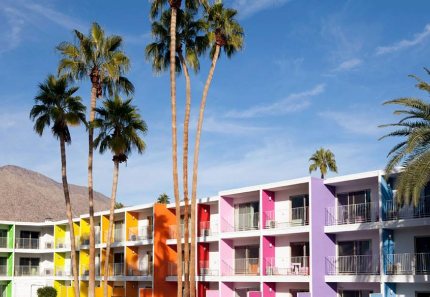 Best boutique hotels Palm Springs - Saguaro