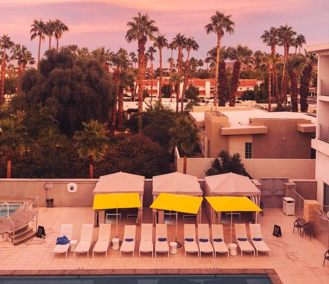 Best boutique hotels Palm Springs - Hotel Paseo